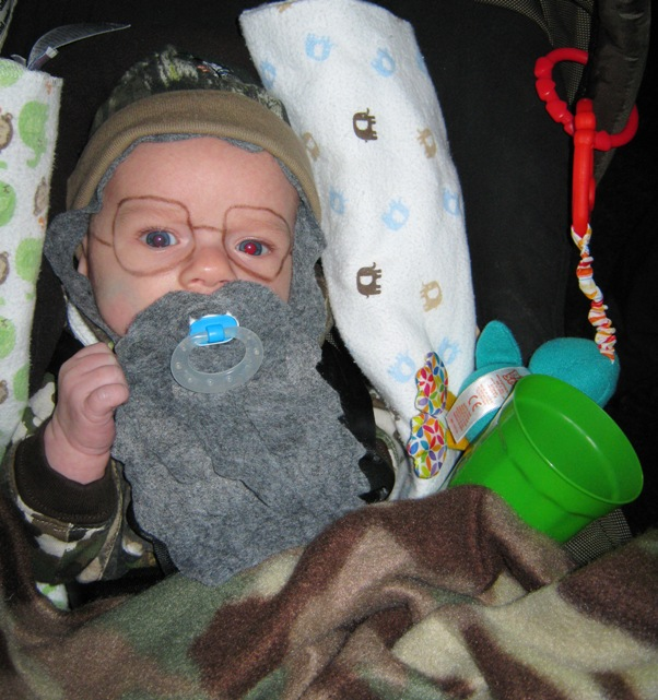 Duck Dynasty Baby Costume